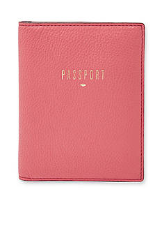 Fossil Passport Case