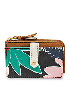Fossil Keely Tab Card Case