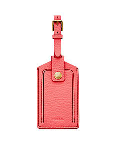 Fossil® Luggage Tag