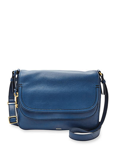Fossil® Peyton Large Double Flap Crossbody