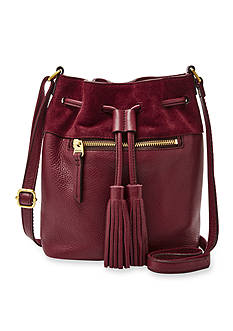 Fossil Jules Mini Drawstring Satchel