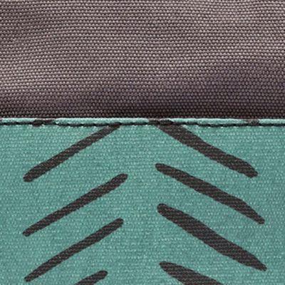 Handbags and Wallets: Herringbone Fossil Keely Bucket Crossbody