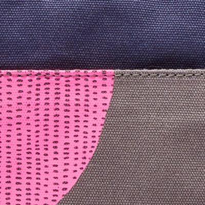 Handbags and Wallets: Pink Dots Fossil Keely Bucket Crossbody