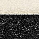 Handbags and Wallets: Black/White Fossil Keely Bucket Crossbody