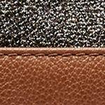 Handbags and Wallets: Brown Multi Fossil Keely Bucket Crossbody