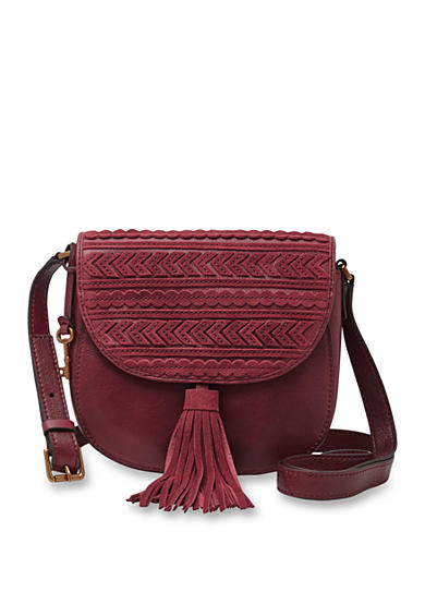 Fossil® Emi Saddle Bag