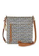 Fossil® Emma North South Crossbody Bag