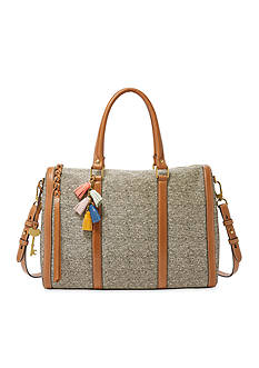 Fossil Kendall Large Satchel