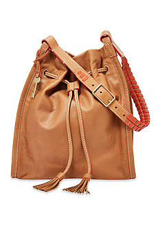 Fossil Claire Drawstring Shoulder Bag