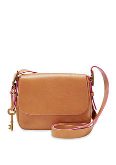 Fossil Harper Small Saddle Crossbody