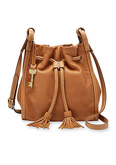 Fossil Claire Small Drawstring Crossbody Bag