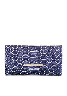 Brahmin Delray Collection Soft Checkbook Wallet