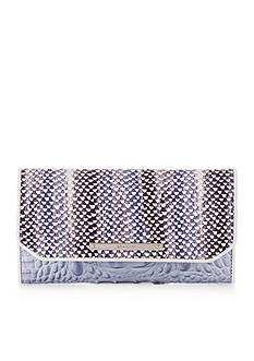 Brahmin Monroe Collection Soft Checkbook Wallet