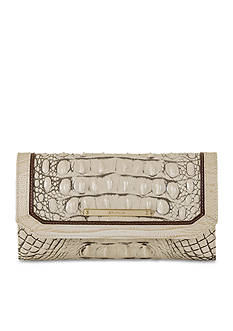 Brahmin Tri-Texture Collection Checkbook Wallet