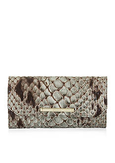 Brahmin Carlisle Collection Soft Checkbook Wallet