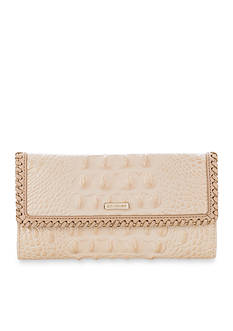 Brahmin Dalton Collection Soft Checkbook Wallet