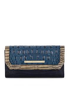 Brahmin Soft Checkbook Wallet Corbet Collection