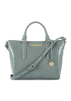 Brahmin Majestic Collection Mini Arno Satchel
