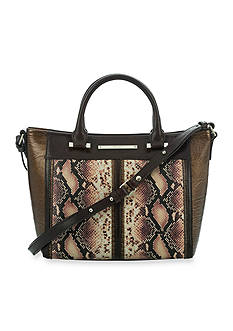 Brahmin Mini Arno Satchel Ellora Collection