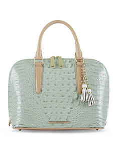 Brahmin Tricolor Collection Vivian Satchel