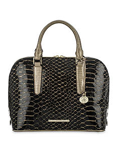 Brahmin Vivian Satchel Matsue Collection