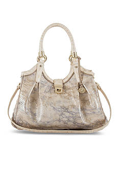 Brahmin Alma Collection Elisa Satchel
