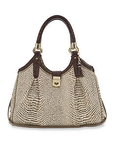 Brahmin Rhodes Collection Elisa Satchel