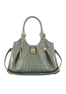 Brahmin Elisa Satchel Melbourne Collection