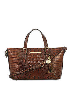 Brahmin Melbourne Collection Mini Asher Satchel