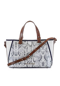Brahmin Sierra Collection Mini Asher Satchel