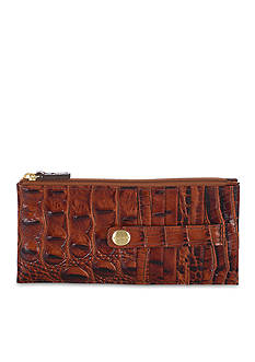 Brahmin Melbourne Collection Credit Card Wallet