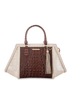 Brahmin Soriano Collection Arden Satchel