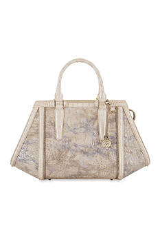 Brahmin Alma Collection Arden Satchel