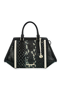 Brahmin Arden Satchel Carlisle Collection