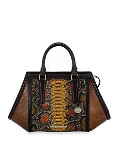 Brahmin Arden Satchel Tyndale Collection