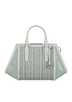 Brahmin Edgewater Collection Arden Satchel