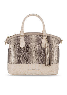 Brahmin Dakota Collection Duxbury Satchel