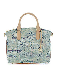 Brahmin Copa Cabana Collection Duxbury Satchel