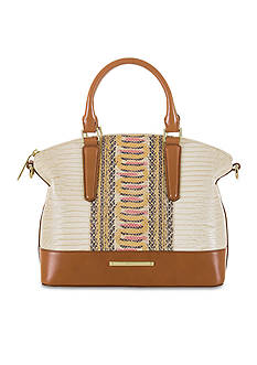 Brahmin Canyon Collection Duxbury Satchel