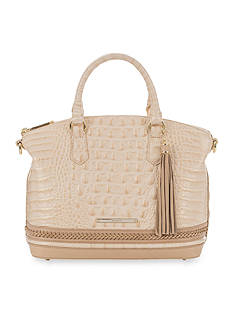 Brahmin Dalton Collection Duxbury Satchel
