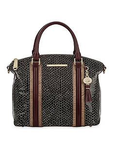 Brahmin Duxbury Satchel Rooksbury Collection