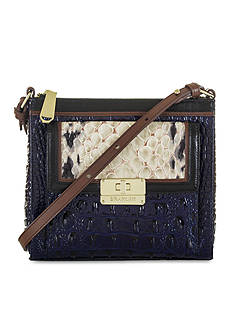Brahmin Carlisle Collection Mimosa Crossbody