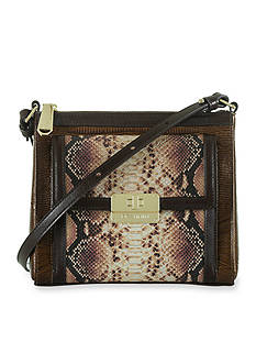 Brahmin Mimosa Crossbody Bag Ellora Collection