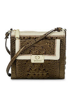 Brahmin Mimosa Crossbody Bag Primrose Collection