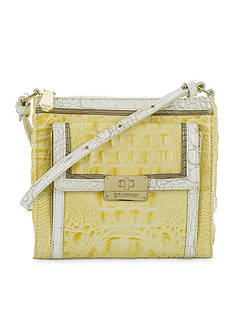 Brahmin Fairchild Collection Mimosa Crossbody Bag