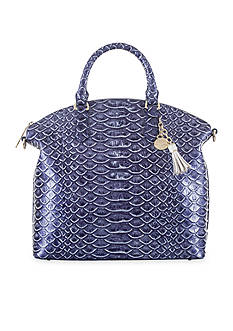 Brahmin Delray Collection Large Duxbury Satchel