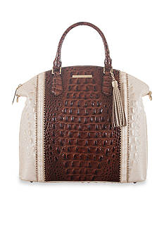 Brahmin Soriano Collection Large Duxbury Satchel