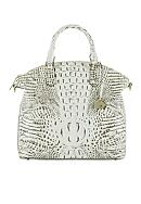 Brahmin Melbourne Collection Large Duxbury Satchel
