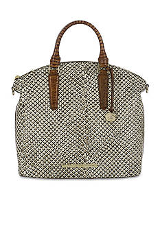 Brahmin Java Collection Large Duxbury Satchel