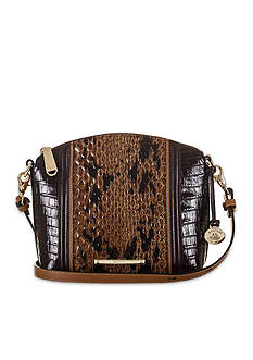 Brahmin Carlise Collection Mini Duxbury Crossbody